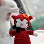 "Advent Calendar * December 03 * Amigurumi ""Hello Devil"""