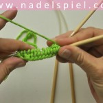 Video-Series * Sock Knitting #02 * How to knit socks with 2 circular needles