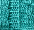 How to Crochet * Cable stitch